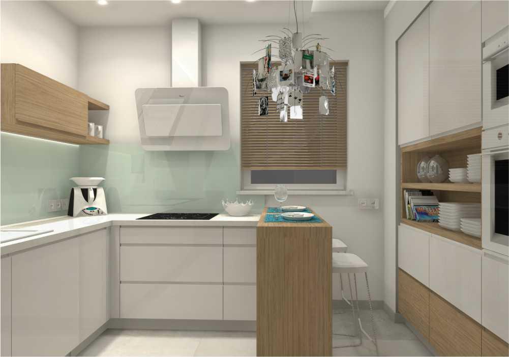 Kuchnia – prywatny dom jednorodzinny