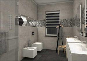 Projekt łazienki CamiDecor