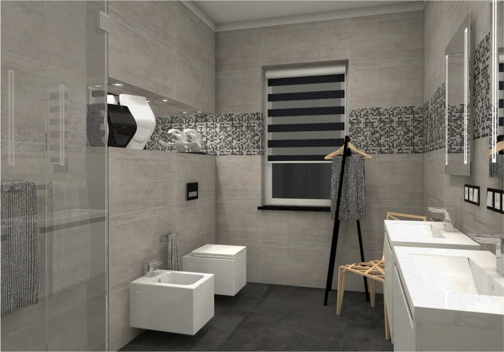 Łazienka – prywatny dom jednorodzinny